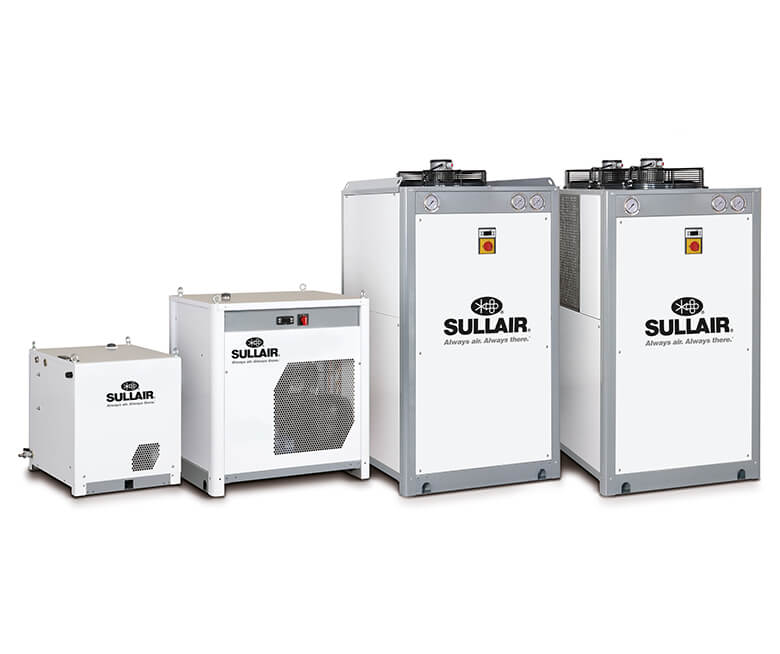 Champion Water Chillers - Sullair